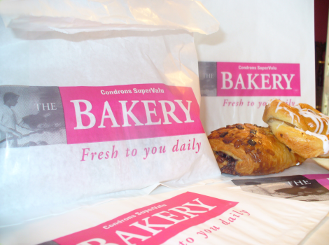 Packaging - Condrons Supervalu Bakery